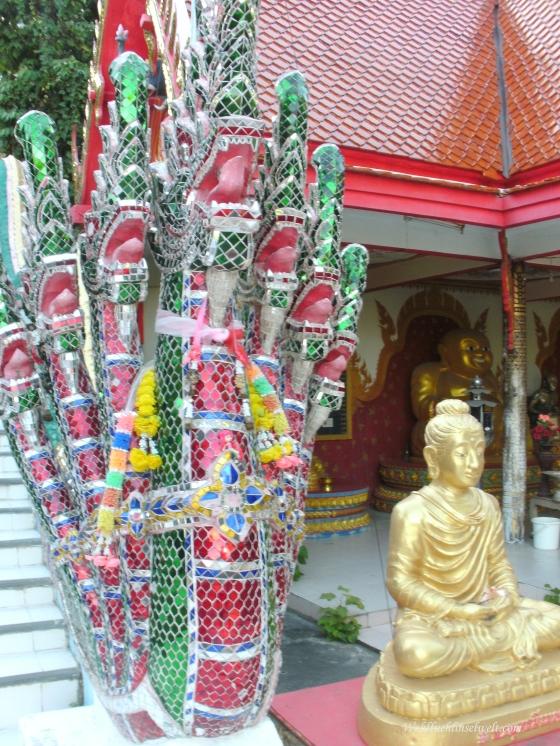 toller Aufgang zu Big Buddha