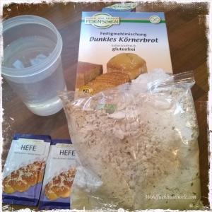 Wohlfuehlinselwelt - glutenfreies Körnerbrot